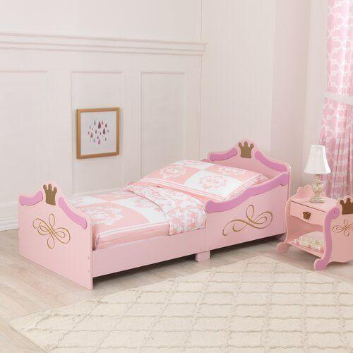 Kinderbett Prinzessin Kidkraft Princess Toddler Bed Toddler Bed