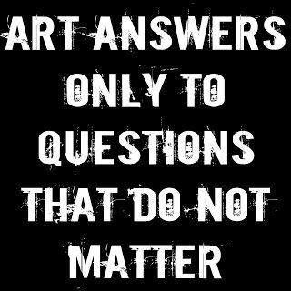 Mijn T-shirt-prints: Questions That Do Not Matter