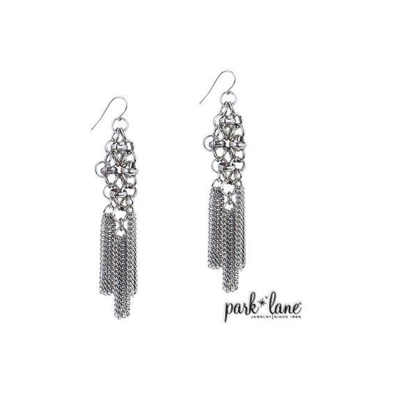 Fringe Earrings via Polyvore