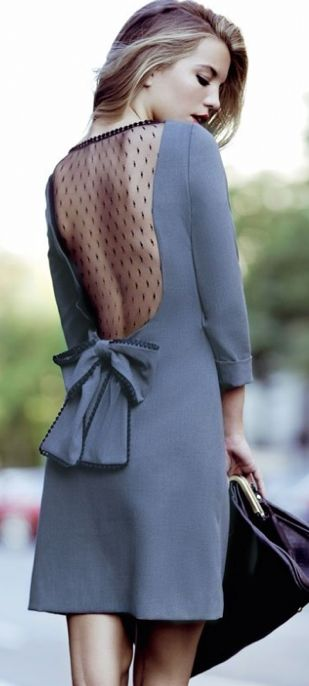 Love the look! It's so so sophisticated and sexy.