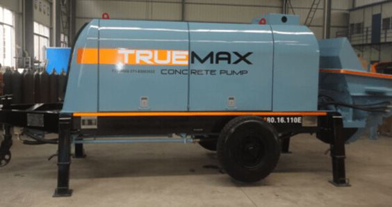 Concrete Pump supplier -Truemax |  Manufacturer in China, model: SP80.16.110E,learn more at the site : http://www.truemax.cn/product/prolist/1011