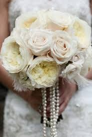 pearl wedding bouquet - Google Search