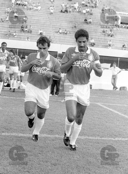 Marquinhos e Gerson 1992.