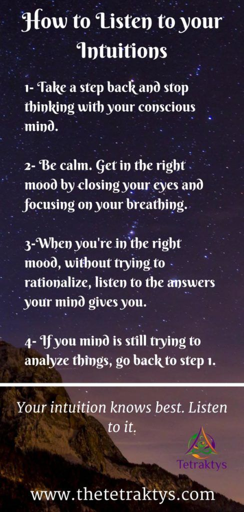 You Should Listen To Your Intuitions Here S How To Do It Intuition Quotes Intuition Intuition Developing