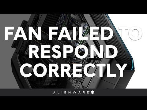 Problems With The Water Cooling System On Your Alienware Area