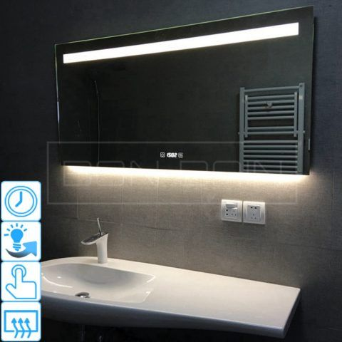 Bm 400 1 3 Miroir Lumineux Eclairage Led Miroir