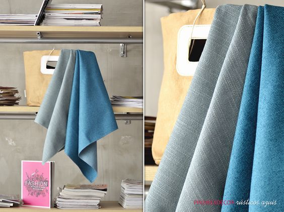 Rústicos azuis - Promex Decor www.promexdecor.com