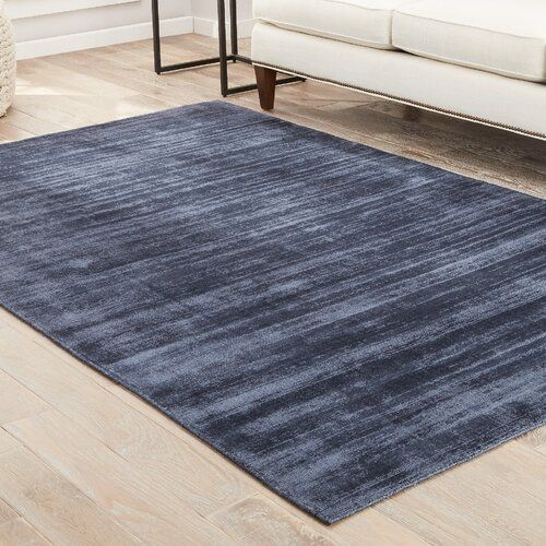 Sara Handloomed Blue Area Rug Blue Gray Area Rug Grey Area Rug Area Rugs