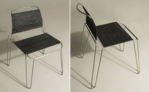 Tom Dixon Outdoor Furniture And Rubber Bands On Pinterest