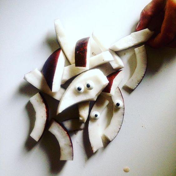 Wer hat die Kokosnuss geklaut #undso #mitessenspieltmannicht #fürmehrzuckeraugenaufinstagram