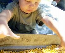 50 things to put in a sand & water table