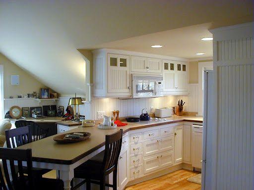 Enclosed fridge kitchen ideas for apartment carriage for Garage kitchen ideas
