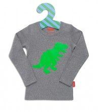 Tapete grey dinosaur top