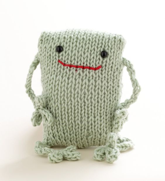 Loom Knit Frog Pattern Knitting looms, Loom knit and Martha stewart