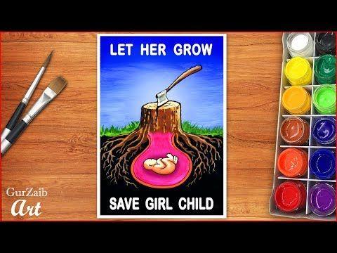 Gambar Poster Adiwiyata Yang Mudah Digambar