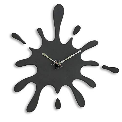 Florlife Big Clocks For Living Room 12 Inch Classic Large Https Www Amazon Com Dp B07g85prg5 Ref Cm Sw R Pi Dp U X Kf2dc Clock Black Wall Clock Big Clocks