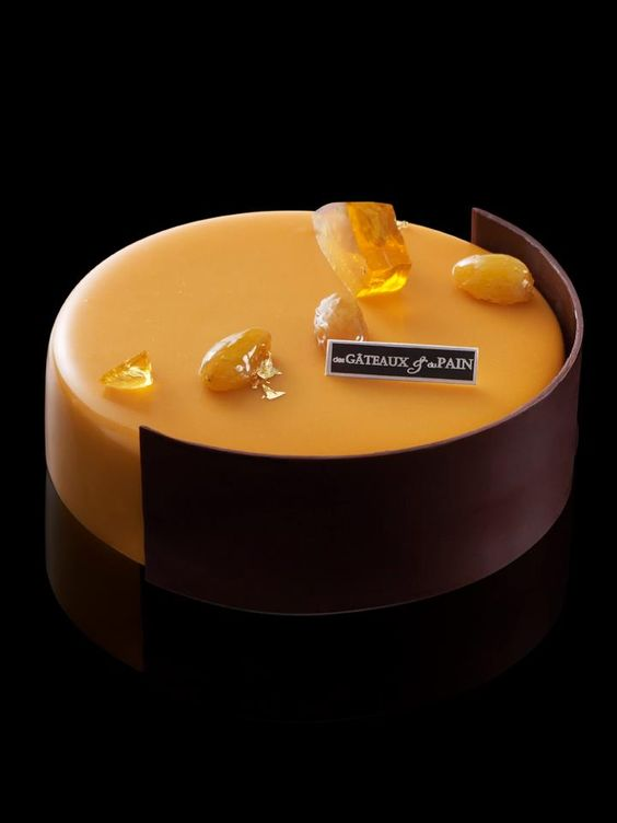 Beautiful pastries and pastel on pinterest for Decoration entremet
