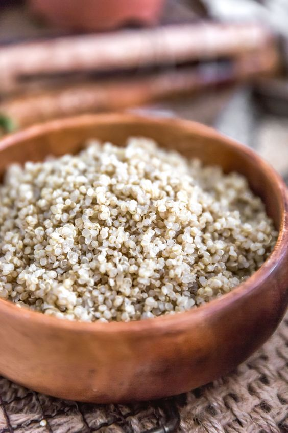 Amaranth and Quinoa