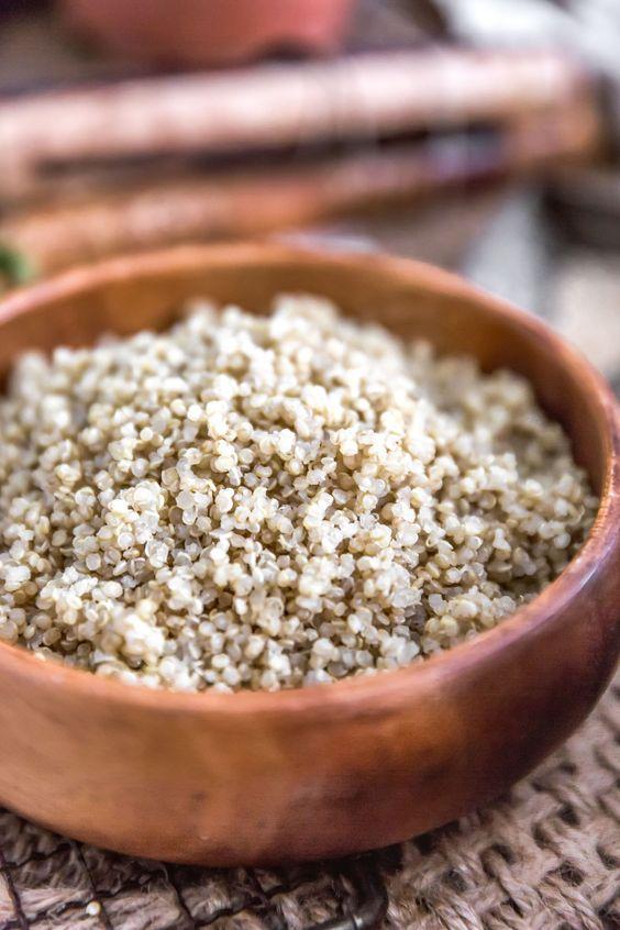 Amaranth and Quinoa