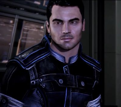 Who would be the best Kaiden Alenko? | Mass Effect