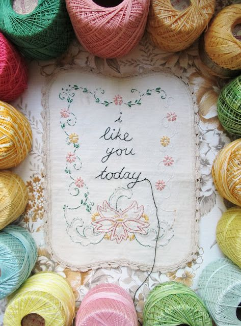 embroidery by dottie angel: