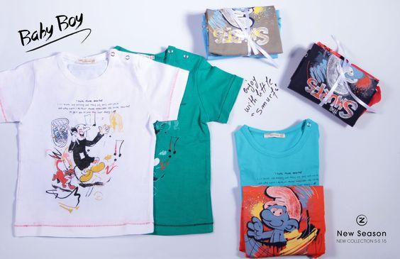 Un lot de 2 T-shirts ludiques et colorés !  #ZEN #Printemps2015 #Collection #Mode