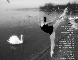 BALLERINA, BALLET, CYGNET, DANCE, DESIRE, DREAM, FANTASY, JOY, LOLITA, PASSION, PETITE, SLEEP, XISCA