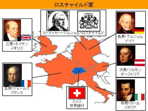 世界の支配構造まとめ ロスチャイルド 支配 ナポレオン戦争