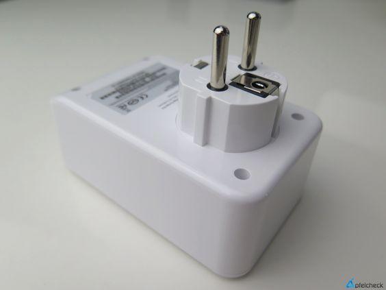 nice Review - Wlan-Steckdose Edimax Smart Plug SP-2101W mit iOS App und Strommessung