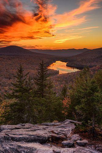 Owls Head Sunset | Flickr - Photo Sharing!