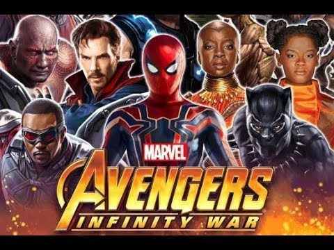 Avengers Infinity War 2018 English Hindi Movies F Avengers Avengers Infinity War Infinity War
