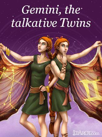 Happy Astrological New Year, Gemini!