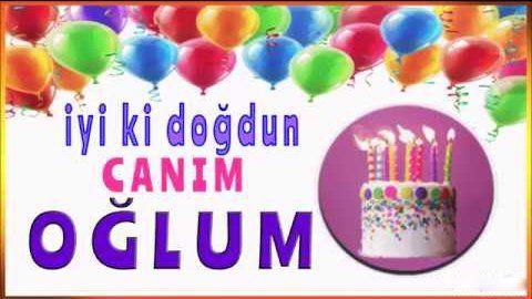 Ogluma Resimli Dogum Gunu Mesajlari Happy Birthday Barbara Happy Birthday George Birthday Greetings