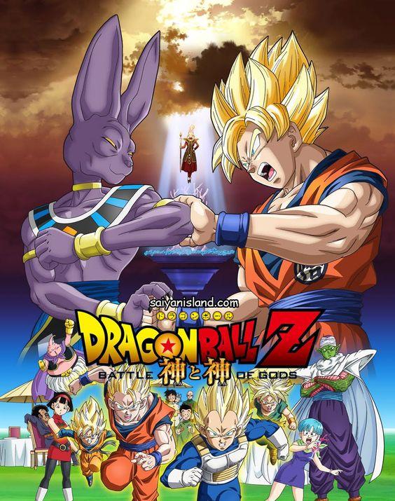 dragon ball z | Dragon Ball Z: Battle of Gods, o filme que vai estrear a 30 de Março ...
