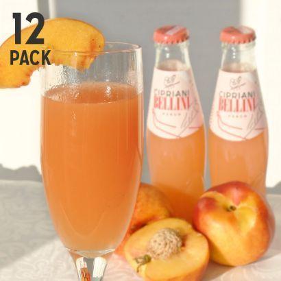 Cipriani Bellini Mix - 12 Pack