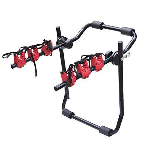 Situ Fahrradtrager Hecktrager Fest Fahrradhalter 3 Rader Hinten Sbc0006 X Masse 656050cm Material Eisen
