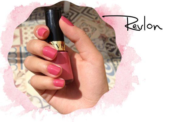 Plum baby revlon nail polish - Cor Plum baby esmalte revlon