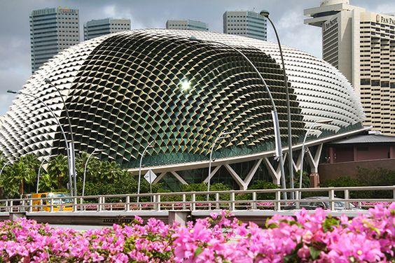 Esplanade Outdoor Theatre, Singapore