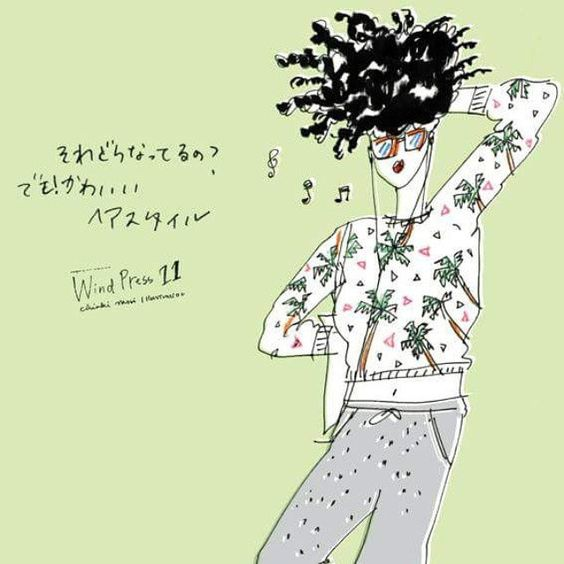 https://flic.kr/p/w2F1Vj | 【いろいろNY 】それどうなってるの!?でもかわいいヘアスタイル  #NY #fashion #hairstyle #street #illustration #drawing #Sketching #chiakimori #windpress71 #森千章 #イラストレーション