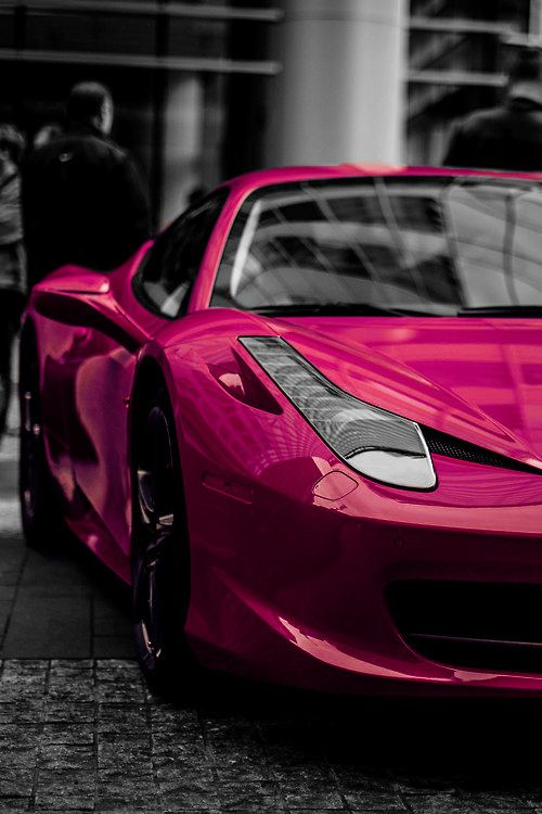 Ferrari ❥|Mz. Manerz: Being well dressed is a beautiful form of confidence, happiness & politeness @alloywheels check it !!