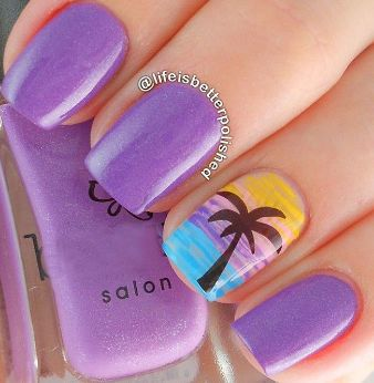 Uñas de playa