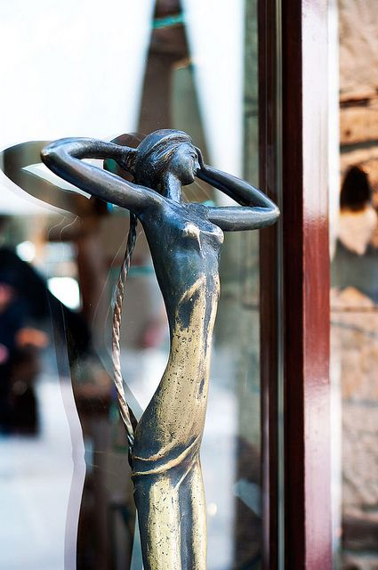 A door handle... | Flickr - Photo Sharing!