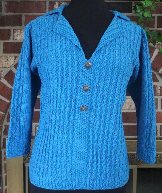 Knitting: Kristy II