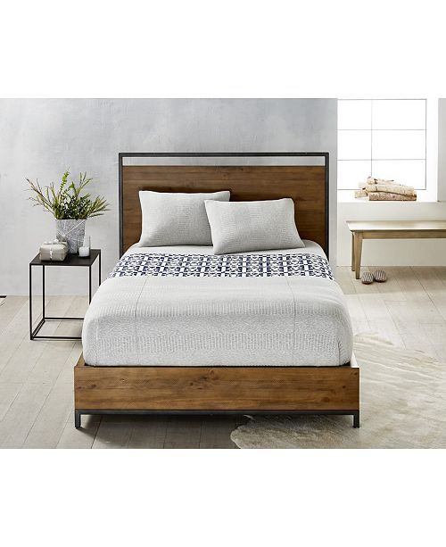Furniture Gatlin Storage Queen Platform Bed Created For Macy S