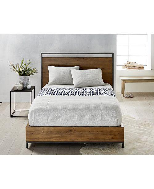 Furniture Gatlin Storage Queen Platform Bed Created For Macy S