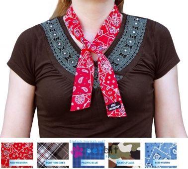 Aqua Coolkeeper Halskühler/Nackenkühler - Krawatte / Necktie - Aqua Coolkeeper Halskühler/Nackenkühler - Krawatte / Necktie Das Produkt eignet sich auch herforragend Multiple Sklerose (MS) Patienten,