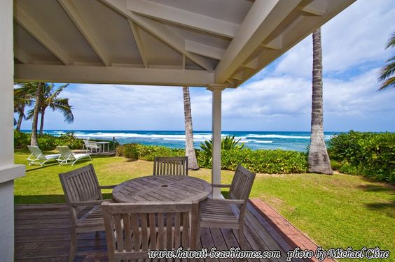 Cottages oahu and vacation rentals on pinterest for Cabins in oahu