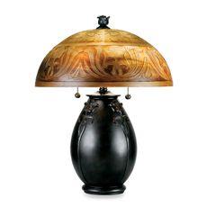Quoizel Glenhaven Table Lamp - Bed Bath & Beyond