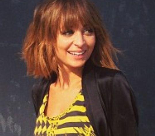 Nicole Richie Bob Haircut 50982 Trendnet