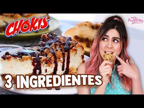 Pay Con 3 Ingredientes Sin Horno Que Cualquiera Puede Hacer Mis Pa 3 Ingredientes Pasteles Comida En Miniatura